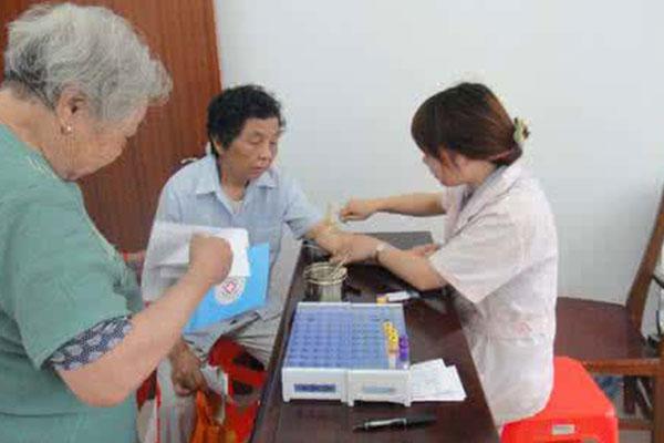 健康一体机具有血压检测功能